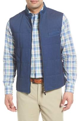 Luciano Barbera Quilted Cotton Vest