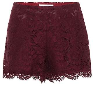 Valentino Lace shorts