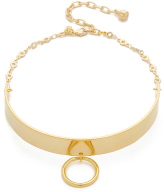 Vanessa Mooney The Santa Rosa Choker Necklace $133 thestylecure.com
