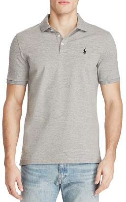 Polo Ralph Lauren Classic Fit Stretch Mercerized Polo Shirt $85 thestylecure.com