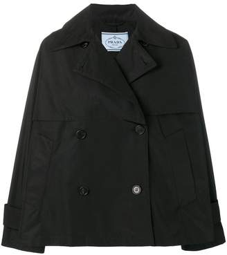 Prada double breasted jacket