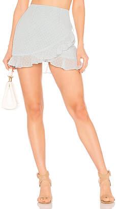 superdown Camille Ruffle Frill Skirt