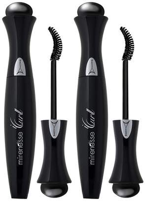 Mirenesse One For Me One For You! Black iCurl 24Hr Secret Weapon Mascara - Set of 2