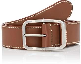 Prada Men's Leather Belt