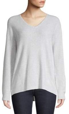Jones New York V-Neck Pullover Sweater