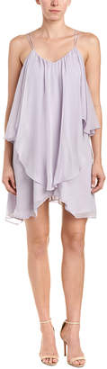 Haute Hippie All This And Heaven Too Silk Shift Dress
