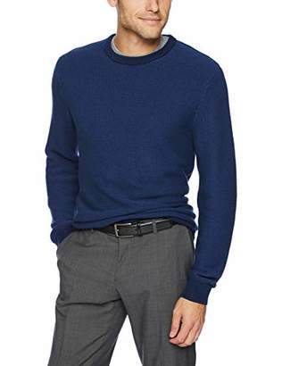 Chaps Men's Classic Fit Cotton Crewneck Sweater