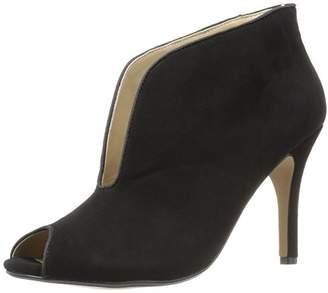 Adrienne Vittadini Footwear Women's Grandeur Ankle Bootie $46.15 thestylecure.com