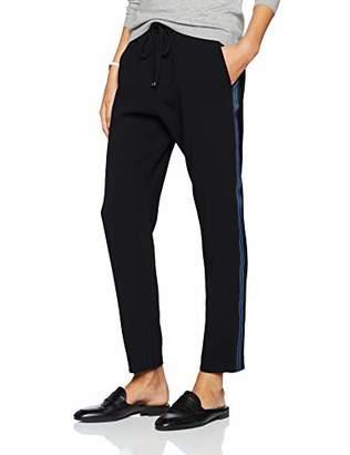BOSS Casual Women's Safalir Trouser, (Open Blue 480)