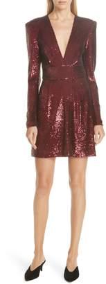 A.L.C. Mara Sequin Minidress