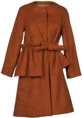 Rose' A Pois Coats