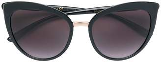 Dolce & Gabbana Eyewear cat-eyed frame sunglasses