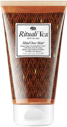 Origins Ritualitea Mind Over Maté Invigorating Cleansing Body Mask