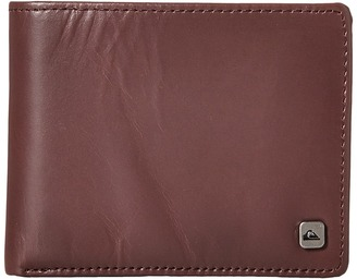 Quiksilver Macking Wallet $32 thestylecure.com