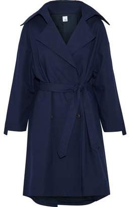 Morgan Iris & Ink Cotton-Canvas Trench Coat