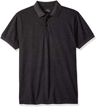 Lucky Brand Men's Pique Polo Shirt
