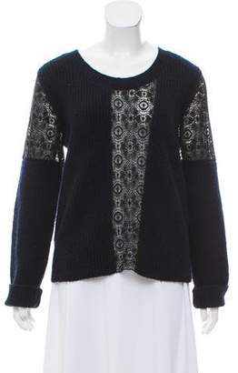 Thakoon Wool-Blend Sweater