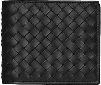 Bottega Veneta Bifold Black Wallet