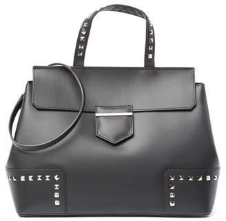 Persaman New York Norah Leather Satchel