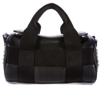 Alexander WangAlexander Wang Studded Leather Satchel