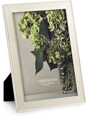Wedgwood Vera Wang Pearl Photo Frame