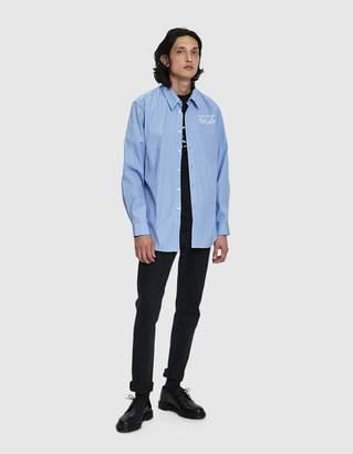 Martine Rose Classic Button Up Shirt