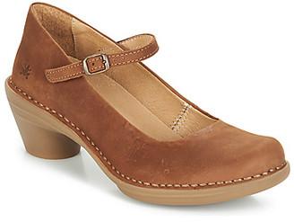 El Naturalista AQUA women's Heels in Brown