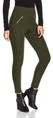 My Way Women's Leggings Green (Herstellergröße: 42-44)