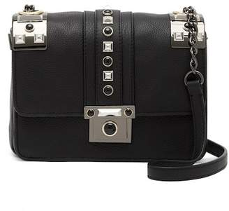 Vince Camuto Bitty Flap Leather Crossbody Bag