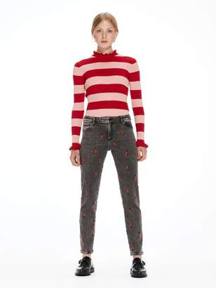 Scotch & Soda Petit Ami - Love Is All U Need Slim boyfriend fit