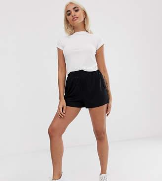 Asos Design Petite Culotte Shorts