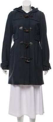 Comptoir des Cotonniers Short Wool Coat