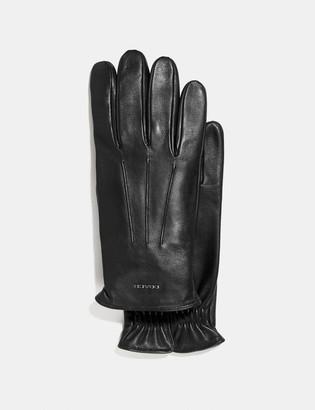 Coach Tech Napa Gloves