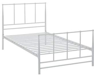 Modway Estate Full Steel Platform Bed, Multiple Colors