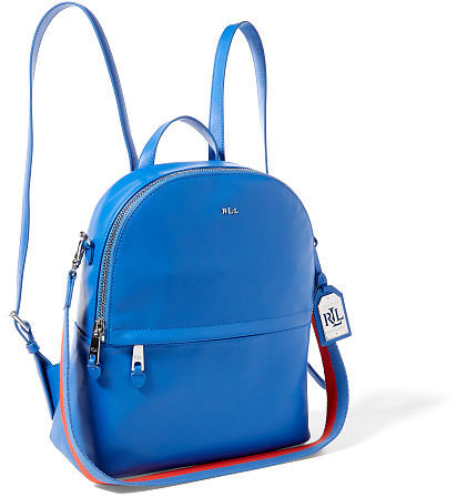 Ralph Lauren Lauren Leather Tami Backpack