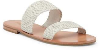 Frye Ruth Woven Slide Sandal