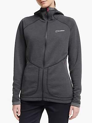 Berghaus Redonda Hooded Jacket, Black/Carbon
