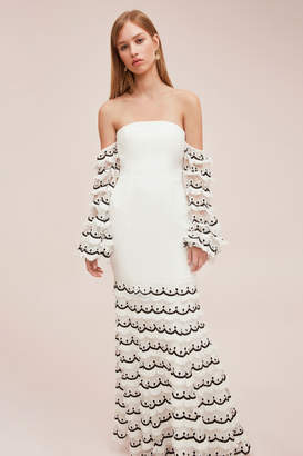 Keepsake NO PROMISES GOWN ivory