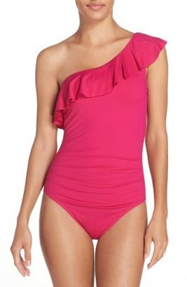 Women's La Blanca Flirtatious One-Piece Swimsuit $129 thestylecure.com