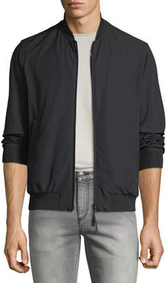 Emporio Armani Men's Techno-Stretch Bomber Jacket