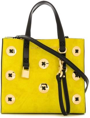 Marc Jacobs buttons detail crossbody bag