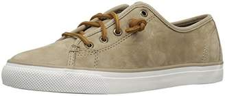 Sperry Women's Seacoast Wash Lthr Fashion Sneaker
