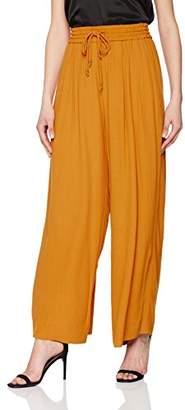 Liebeskind Berlin Women's S1172240 Viscos Trousers,40W x 32L