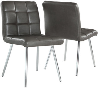 Monarch Set Of 2 Dining Chairs