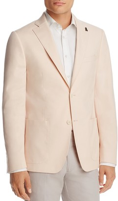 Psycho Bunny Solid Regular Fit Sport Coat $395 thestylecure.com