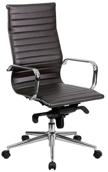 Flash Furniture High-back Bonded Leather Office Chair