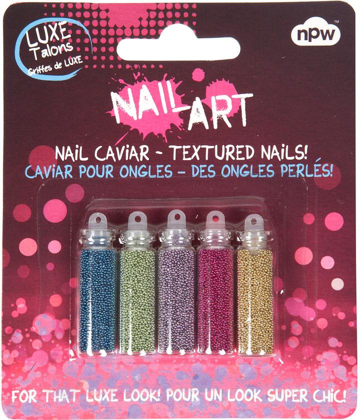 Topshop Nail Art Caviar Luxe
