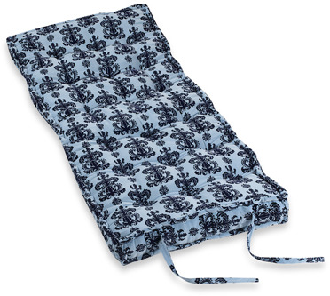 Bed Bath & Beyond Blue Bed Roll