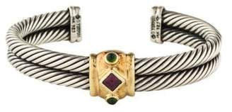David Yurman Renaissance Double Cable Bracelet