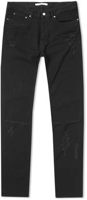 Givenchy Distressed Rico Slim Jean